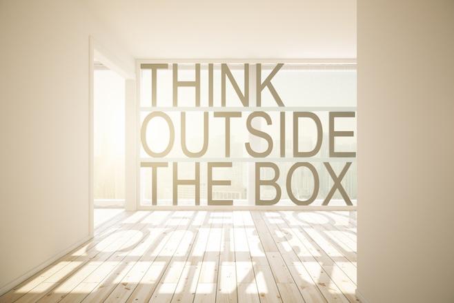Thinking innovative marketing